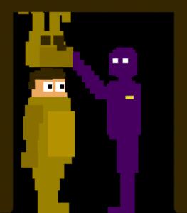 PurpleGuyDoorway