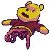 Cut in Pooh