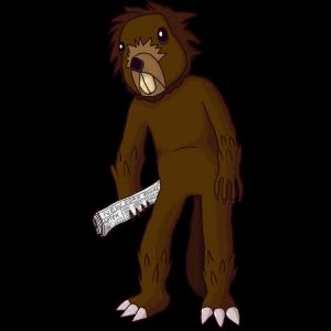 beaver-right