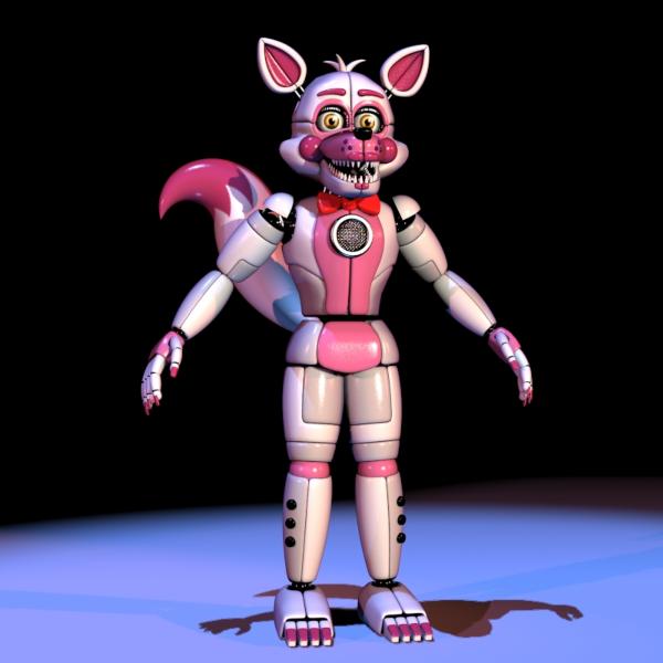 Minecraft Skins Five Nights At Freddys Foxy Alpha Beta Demo - Foxy skins fur minecraft