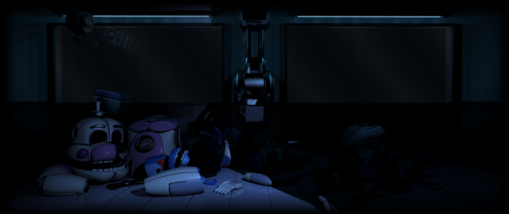Fnaflore Com My Review Of Fnaf Sister Location